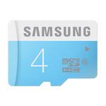 三星4GB Micro SD存储卡 标准版 MB-MS04D 闪存卡/三星