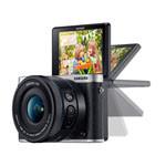 三星NX3000套机(20-50mm,SEF-8闪光灯) 数码相机/三星