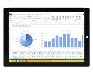 微软Surface Pro 3(i3/64GB/中国版)