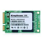 金胜M300系列 64G mSATA SATA3固态硬盘(KM300064SSD) 固态硬盘/金胜