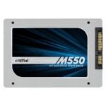 镁光M550 CT128M550SSD1(128GB) 固态硬盘/镁光