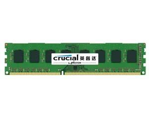 英睿达Crucial DDR3 4GB 1600 台式电脑内存条图片