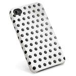 colabox 苹果4/4s波点皮套情侣手机壳 苹果配件/colabox