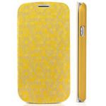 奇克摩克 三星 Galaxy S3莹彩潮商务系列手机皮套 手机配件/奇克摩克