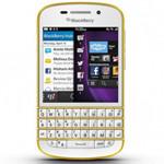 黑莓Q10 黄金版 手机/黑莓