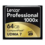 雷克沙Professional 1000x CF卡 (64GB)