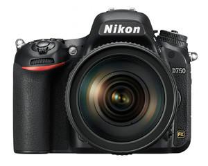 尼康D750套机(24-85mm)
