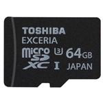 东芝极至瞬速 EXCERIA microSDXC UHS-I卡(64GB)