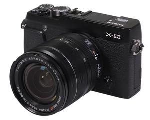 富士X-E2套机(XF18-55mm)