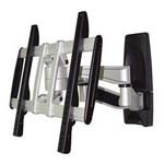 TOPSKYS 双旋臂伸缩式旋转铝合金液晶电视壁挂架A4041 显示器支架/TOPSKYS