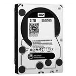 西部数据3TB 7200转 64MB SATA3 黑盘(WD3003FZEX) 硬盘/西部数据