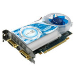 HIS HD 3650 IceQ Turbo 256MB GDDR3 显卡/HIS
