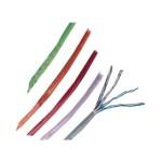 康普 CommScope 超五类非屏蔽双绞线 光纤线缆/康普