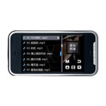 昂达 VX747+(4GB) MP3播放器/昂达