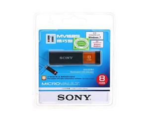 索尼 USM8GL(8GB)图片