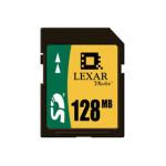 雷克沙 Lexar SD128-231 128MB 闪存卡/雷克沙