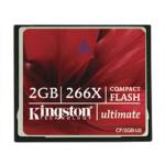 金士顿 266X ultimate CF(2GB) 闪存卡/金士顿