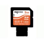 爱国者 优的卡(2GB) U盘/爱国者