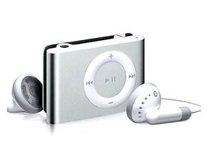 苹果 iPod shuffle 2(2GB)图片