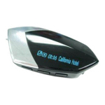 爱国者 月光宝盒MP3 F927(256MB) MP3播放器/爱国者