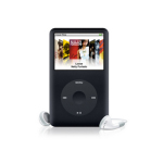 苹果 iPod classic(80GB) MP4播放器/苹果