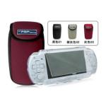 黑角 PSP2000至柔保护套装 02624 游戏周边/黑角