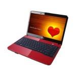 富士通 LH532(i3 3120M/核显)活力红 笔记本电脑/富士通