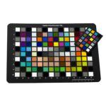爱色丽 ColorChecker Digital SG数码摄影半光泽白平衡色卡 数码配件/爱色丽