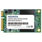 威刚 Premier Pro SP300 mSATA Solid State Drive(64GB) 固态硬盘/威刚
