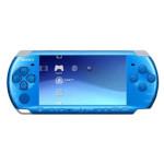索尼 PSP-3000(PSP-3006) VB 跃动蓝 游戏机/索尼