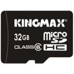 KINGMAX Micro SDHC/TF卡 Class6(32GB) 闪存卡/KINGMAX