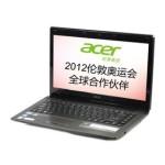 宏碁 Acer 4750G-2454G75Mnkk(540M) 笔记本电脑/宏碁