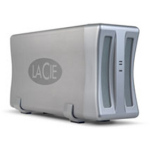 LaCie(莱斯) 速腾 SATAII(1TB) 移动硬盘/LaCie(莱斯)