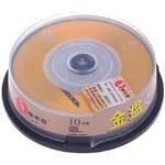 啄木鸟CD-R光盘25片装(金盘/每片) 盘片/啄木鸟