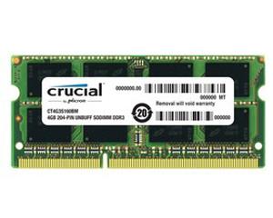 英睿达4GB DDR3 1600(CT51264BF160BJ)图片