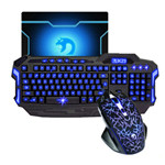 新盟珠光蛇(珠光蛇+K23+垫)键鼠套装 键鼠套装/新盟