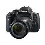 佳能750D套机(18-55mm,55-250mm) 数码相机/佳能
