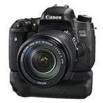 佳能760D套机(18-135mm) 数码相机/佳能