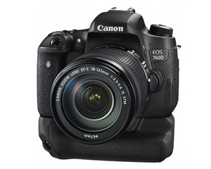 佳能760D套机(18-135mm)图片