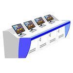 国普达HZ-02 液晶广告机/国普达