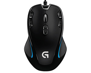 罗技G300S游戏鼠标