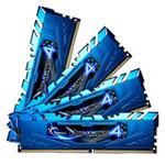 芝奇Ripjaws4 32GB DDR4 2400(F4-2400C15Q-32GRB) 内存/芝奇
