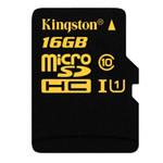 金士顿microSDXC 闪存卡  Class 10 UHS-I(16GB) 闪存卡/金士顿