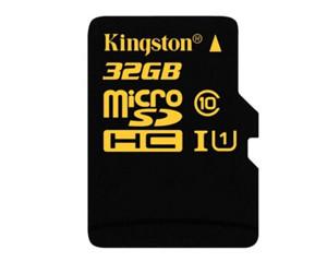 金士顿microSDXC 闪存卡  Class 10 UHS-I(32GB)图片