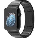 苹果watch(42mm深空黑色不锈钢表壳搭配深空黑色链式表带) 智能手表/苹果