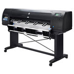 惠普D5800 大幅打印机/惠普