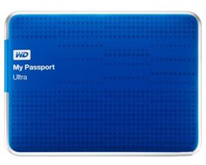 西部数据My Passport Ultra 2TB(WDBMWV0020BBL-PESN)