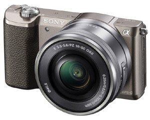 索尼ILCE-5100套机(16-50mm,50mm)