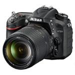 尼康D7200套机(18-140mm) 数码相机/尼康