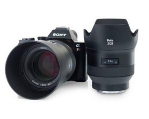 卡尔蔡司Sonnar 85mm f1.8图片